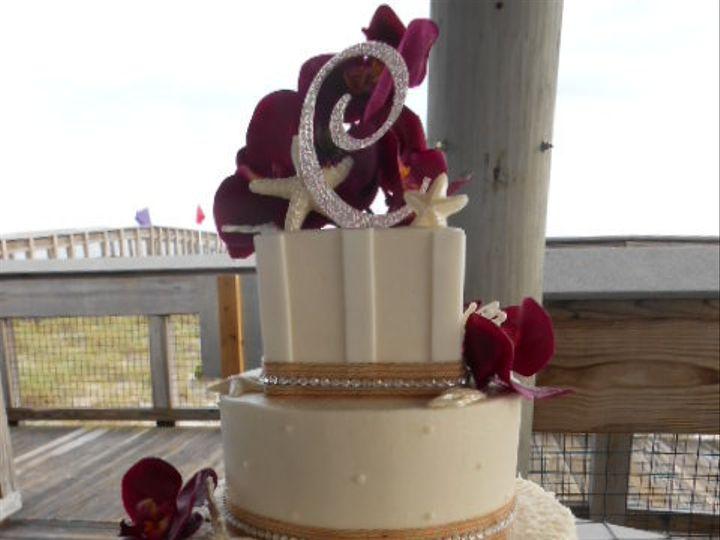 Tmx 1416348548644 Dscn1606 Destin, FL wedding cake