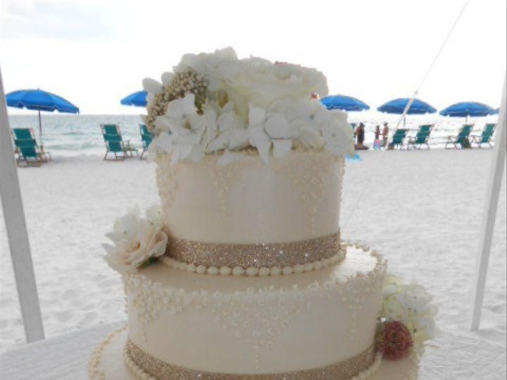 Tmx 1416348553568 Dscn1723 Destin, FL wedding cake