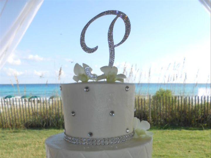 Tmx 1416348556075 Dscn1740 Destin, FL wedding cake