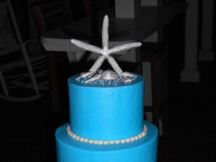 Tmx 1416349532731 Dscn1870 Destin, FL wedding cake