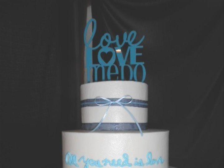Tmx 1416349535885 Dscn1159 Destin, FL wedding cake