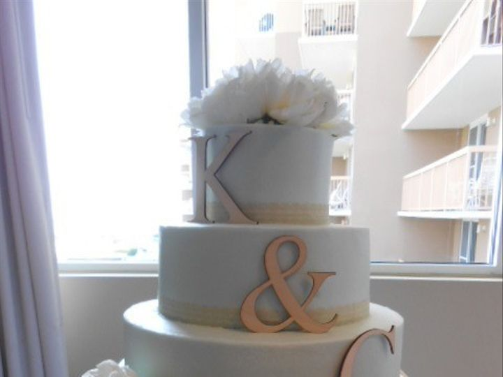 Tmx 1416349541078 Dscn1243 Destin, FL wedding cake
