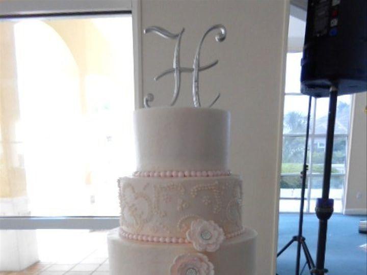 Tmx 1416349546067 Dscn1491 Destin, FL wedding cake