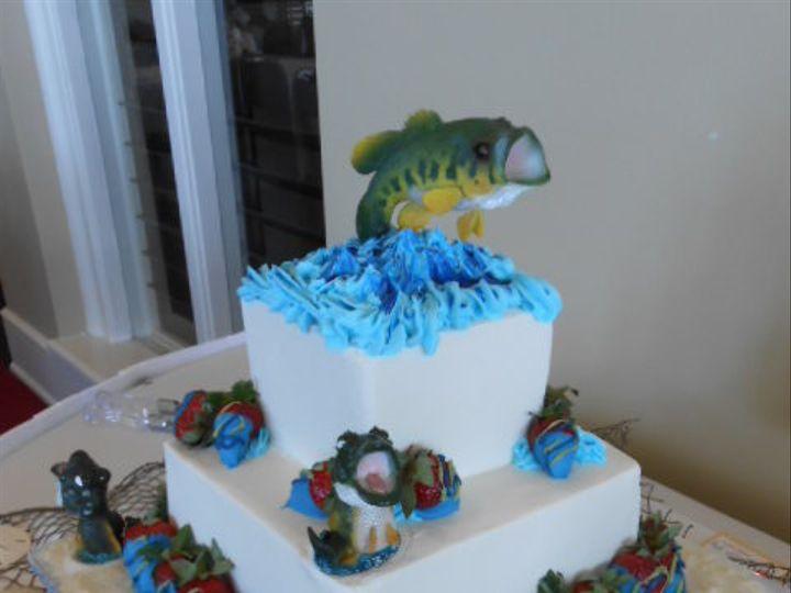 Tmx 1416350344067 Dscn1121 Destin, FL wedding cake