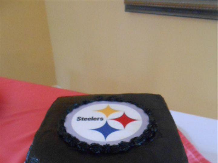 Tmx 1416350346105 Dscn1146 Destin, FL wedding cake