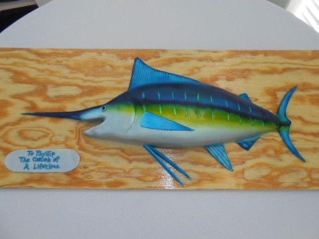 Tmx 1416350361424 Blue Marlin Cake Destin, FL wedding cake