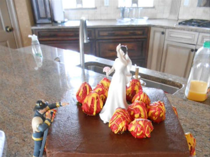 Tmx 1416350364421 Dscn1570 Destin, FL wedding cake