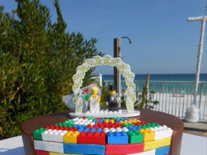 Tmx 1416350367754 Dscn1654 Destin, FL wedding cake