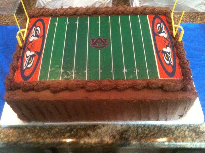 Tmx 1416351237872 Auburn Football Destin, FL wedding cake