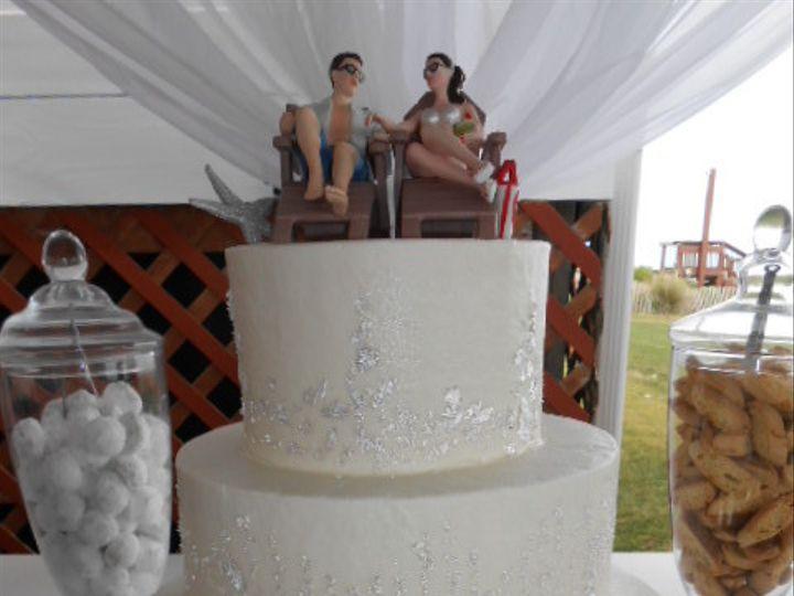 Tmx 1440033424560 Silver Waves Destin, FL wedding cake