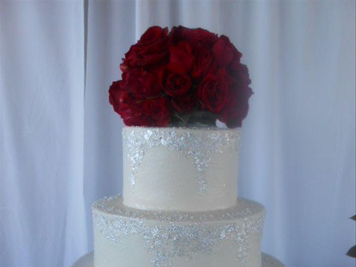 Tmx 1458601796400 Silver Waves Alysons Elegance  Destin, FL wedding cake