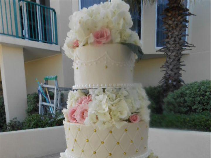 Tmx 1459362185854 Dscn2149 Destin, FL wedding cake