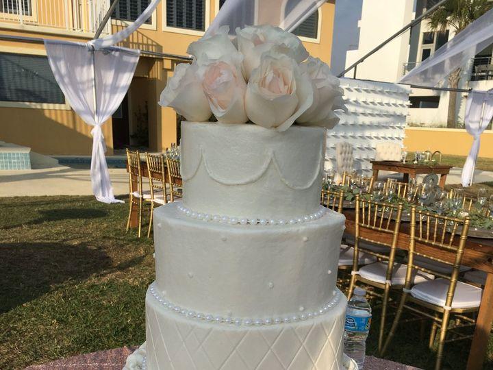 Tmx 1532986470 6cce6f47b731fa9a 1532986468 Ebaa750ed2b2193b 1532986462496 9 IMG 0320 Destin, FL wedding cake