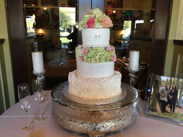 Tmx 1532986639 75330d0868866c0a 1532986637 74d96a46e93994bf 1532986636992 10 IMG 0776 Destin, FL wedding cake