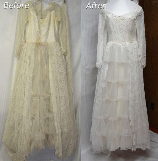 Janet Davis Cleaners - Wedding Dress Cleaning & Preservation ...