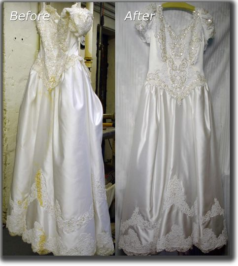 Reviews for wedding dress cleaning bridesmaid dresses for Wedding dress cleaning seattle
