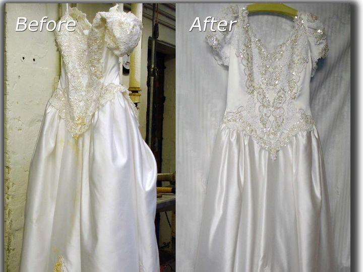 Tmx 1363723287647 Weddinggownrestoration02 Berkley, Michigan wedding dress