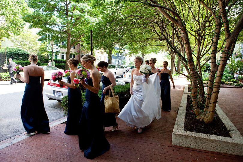maura white wedding