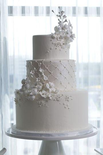 Toni Patisserie & Cafe - Wedding Cake - Hinsdale, IL - WeddingWire