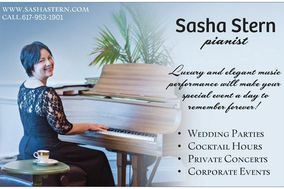 Sasha Stern Wedding Pianist