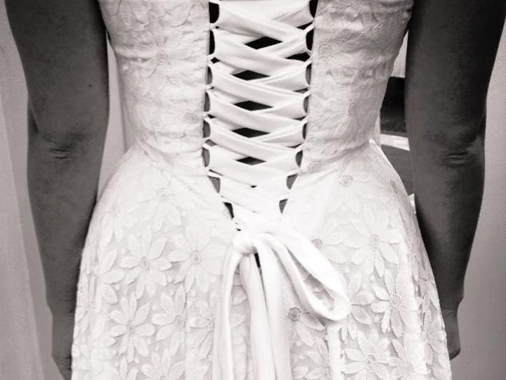 Tmx 1378932321872 Corset Orchard Park, New York wedding dress