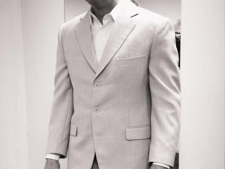 Tmx 1378934431784 Custom Suit Orchard Park, New York wedding dress