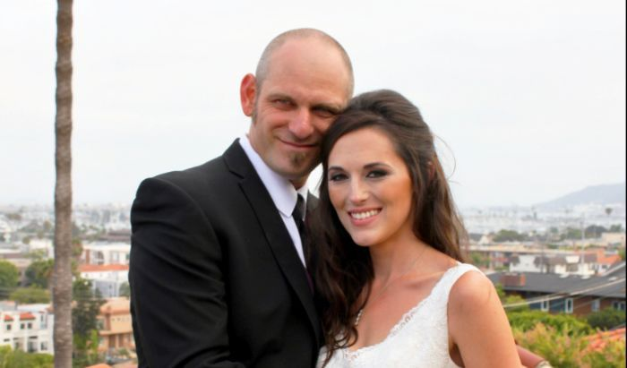 Mike and Jenn Wedding