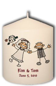 WeddingFavorCandlePhotoGiftpcc7