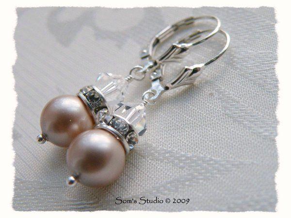 Tmx 1274552183807 PearlEarring20thAug20094 Rochester wedding jewelry