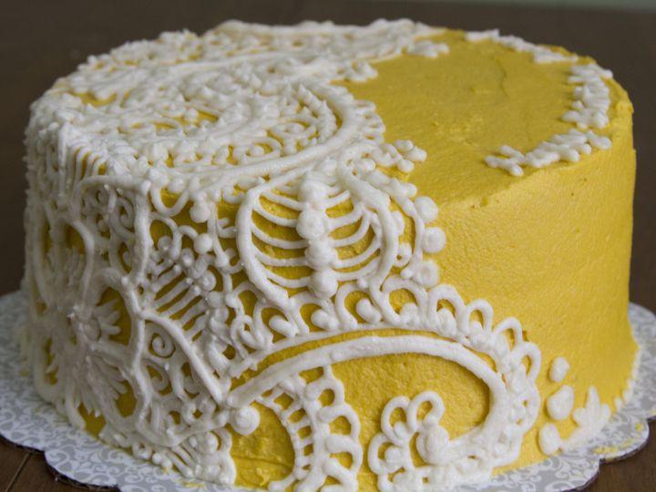 Tmx 1404307209833 Henna4 Portland wedding cake