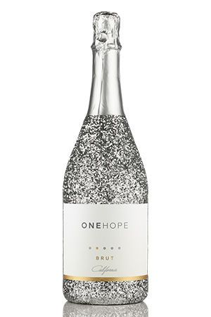 California Sparkling Brut Silver Bottle  Our ONEHOPE festive bubbly is pale straw in color with a...