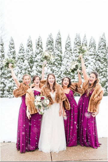 Bridal party | Kaitlyn Phipps Photography