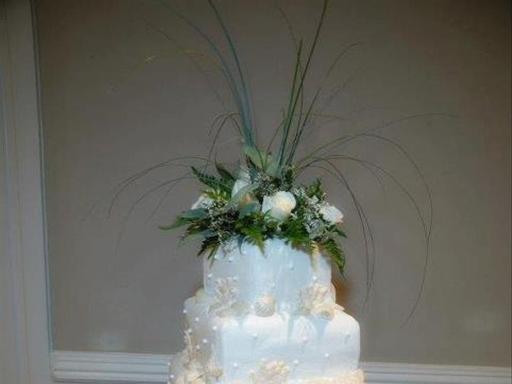 Tmx 1341978704197 163 Biloxi wedding cake