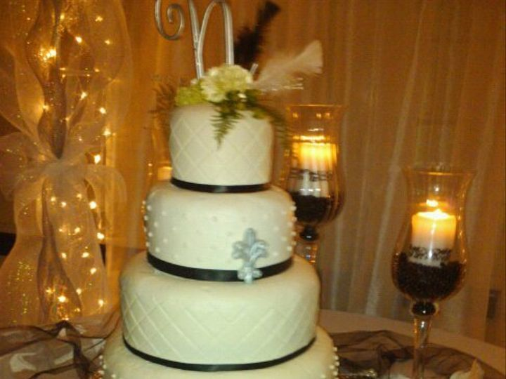 Tmx 1341978709273 173 Biloxi wedding cake