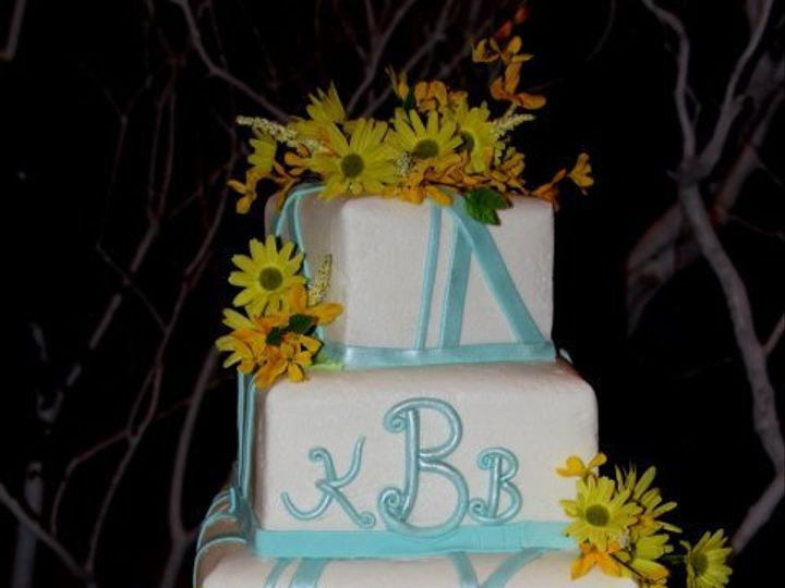 Tmx 1341978712190 187 Biloxi wedding cake