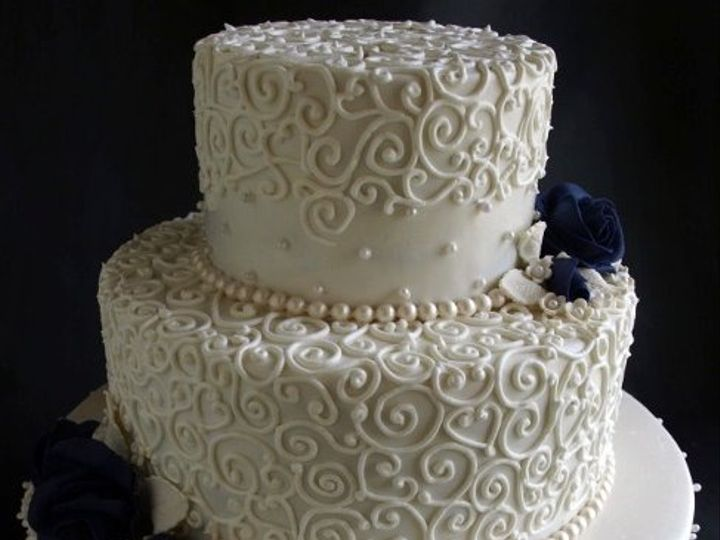 Tmx 1315417109968 P8211514 Wilsonville wedding cake