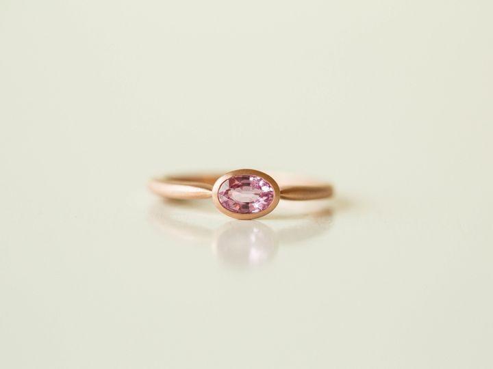 Tmx  65 Pink Sapphire Rose Gold 51 145102 1556820463 San Luis Obispo, CA wedding jewelry
