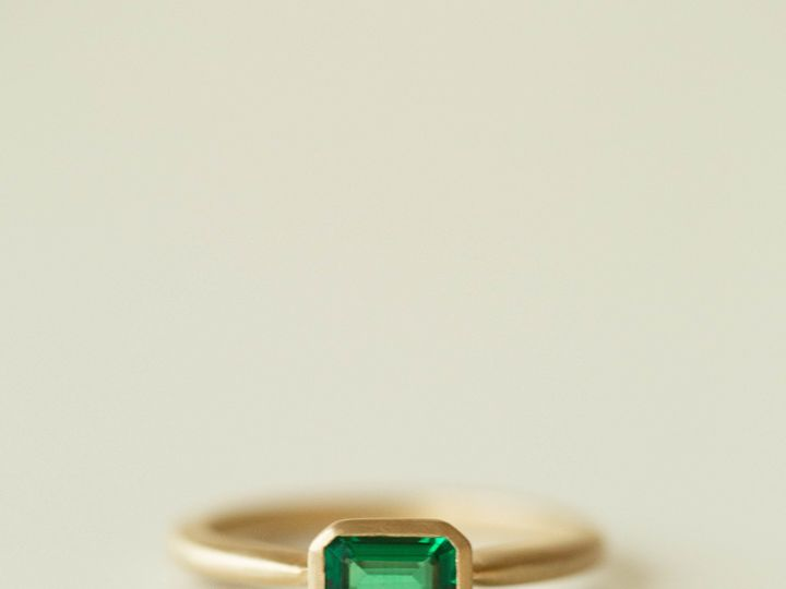 Tmx 14 Karat Emerald Ring 51 145102 1556820464 San Luis Obispo, CA wedding jewelry