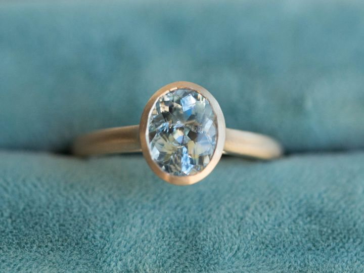 Tmx Aquamarine Ring Serengeti West1 51 145102 1556820480 San Luis Obispo, CA wedding jewelry