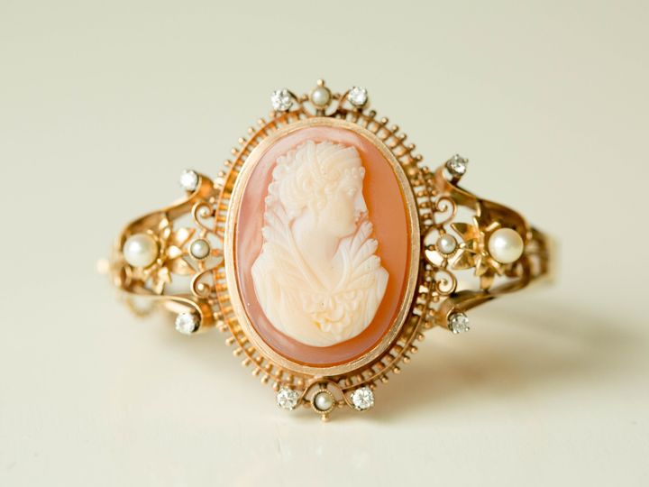 Tmx Cameo Diamond Gold Pearl Bracelet Victorian San Luis Obispo Jeweler 51 145102 1556820477 San Luis Obispo, CA wedding jewelry