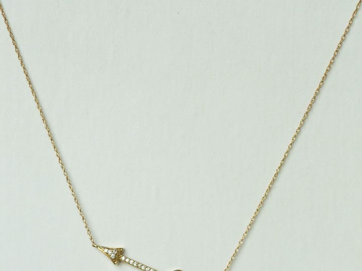 Tmx Diamond Gold Arrow Necklace San Luis Obispo Jeweler Serengeti West 51 145102 1556820479 San Luis Obispo, CA wedding jewelry
