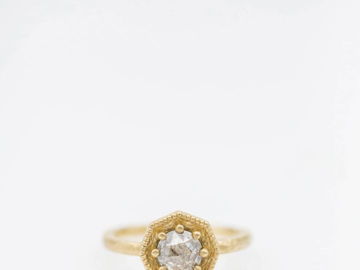 Tmx Rose Cut Salt And Pepper Diamond Engagement Ring In Yellow Gold Final 51 145102 1557758109 San Luis Obispo, CA wedding jewelry