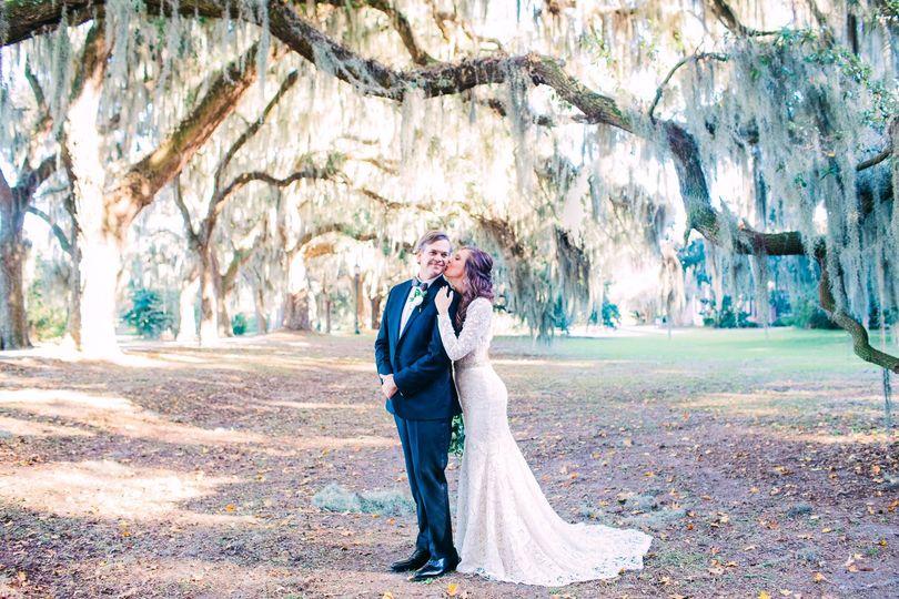 Wedding in Savannah - Jolie Connor Photography