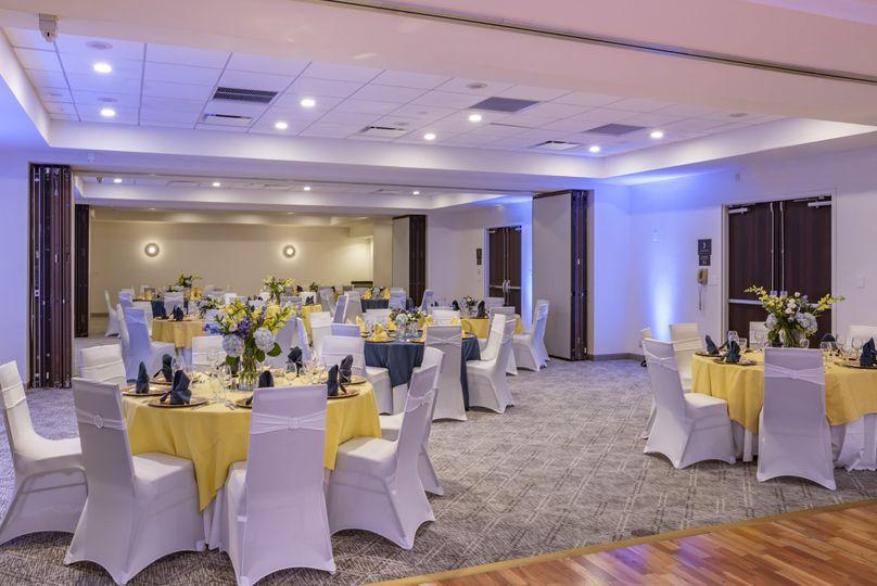 Ballroom with Dance Floor