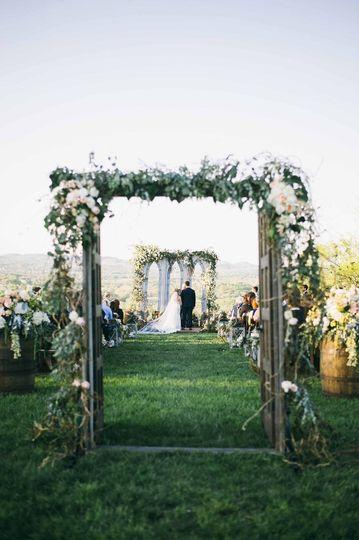 Ceremony Doors