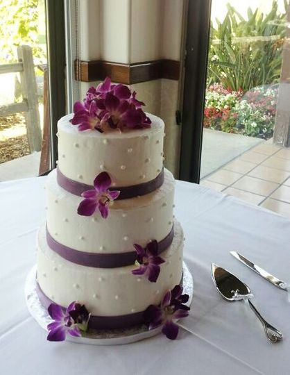 KV Cakes Wedding Cake San Diego CA WeddingWire