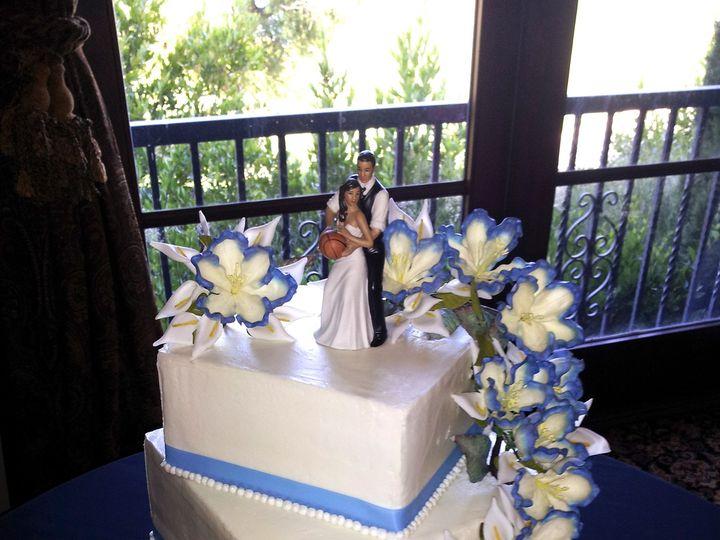 Tmx 1403641135852 Basketballwedd1 San Diego wedding cake
