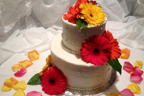 Tmx 1403641151160 Daisywedcake San Diego wedding cake