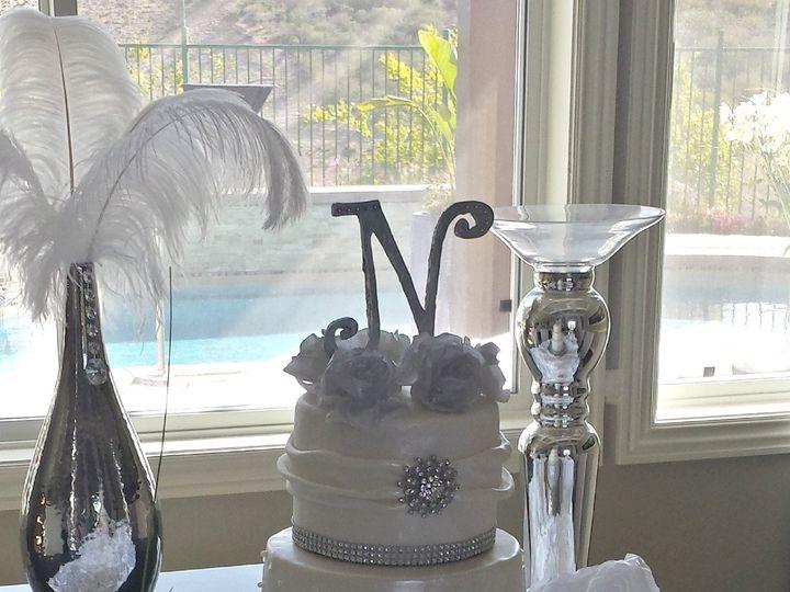 Tmx 1403641191593 Rhinestonecake San Diego wedding cake