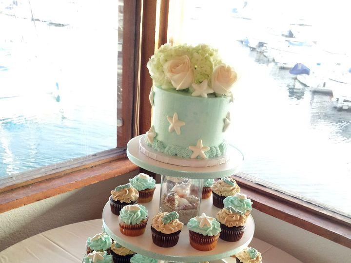 Tmx 1403641217075 Shellcctower San Diego wedding cake